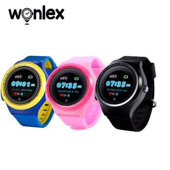 Детские смарт-часы Wonlex KT06