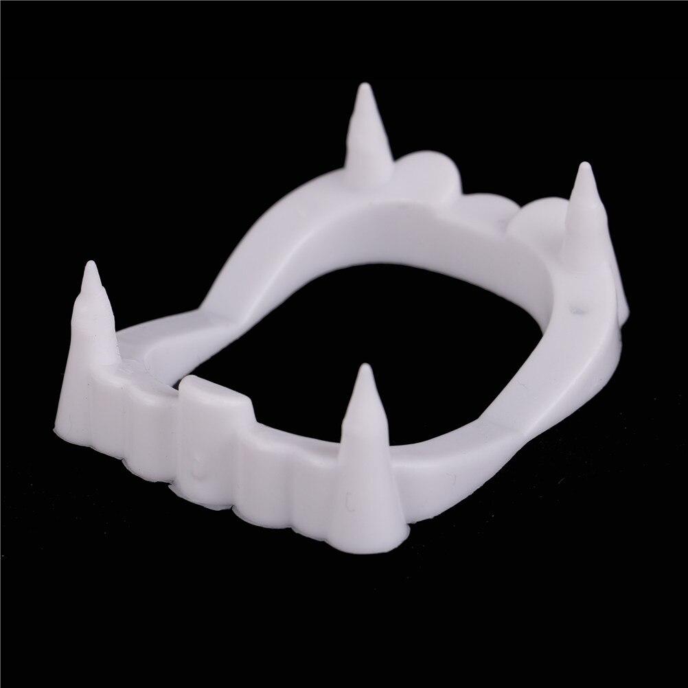 Хэллоуин маскарадный костюм для косплея; Новинка; светящийся вампир; поддельные зубы; зубы Дракулы; Хэллоуин; монстр; оборотень; Зомби; клыки