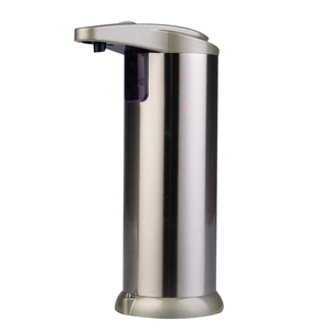 Image 2 - Cool Automatic Liquid Soap Dispenser 2019 Touch free Sanitizer Built in Infrared Smart Soap Sensor Bathroom Soap Dispenser Hot