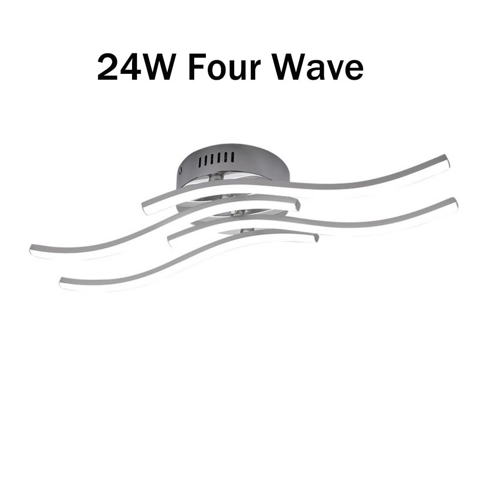 24W four wave