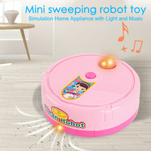 Educational-Toys Pretend Play Home-Appliances Kids Children Sweeper M09 Gift Developmental