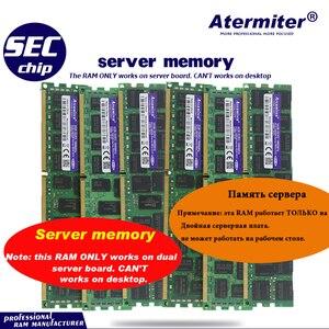 original SEC Server memory ECC DDR3 4GB 8GB 16GB 32GB 1333 1600 1866MHz dimm REG ram supports X58 X79 motherboard