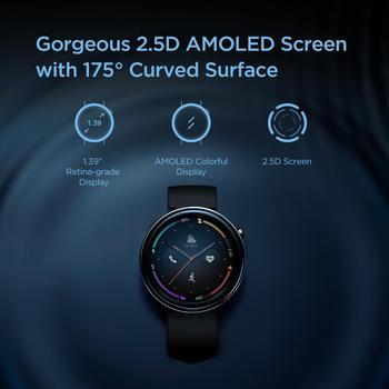 Смарт-часы Amazfit Nexo 2