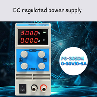 Guce High Quality DC Power Supply 30V 5A PS305DM 4 digits Switching Power Supply Variable Adjustable laboratory power source