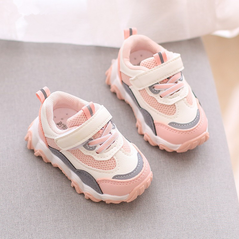 For 0-2 Year Old Baby Sport Shoes Infant Toddler Unisex First Walkers Baby Sneakers  Toddler Shoes