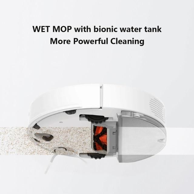 Roborock S50 XIAOMI Vacuum 2 Cleaner Smart Planned Wifi Wet Dry MIJIA Robot Home Auto Sweeping