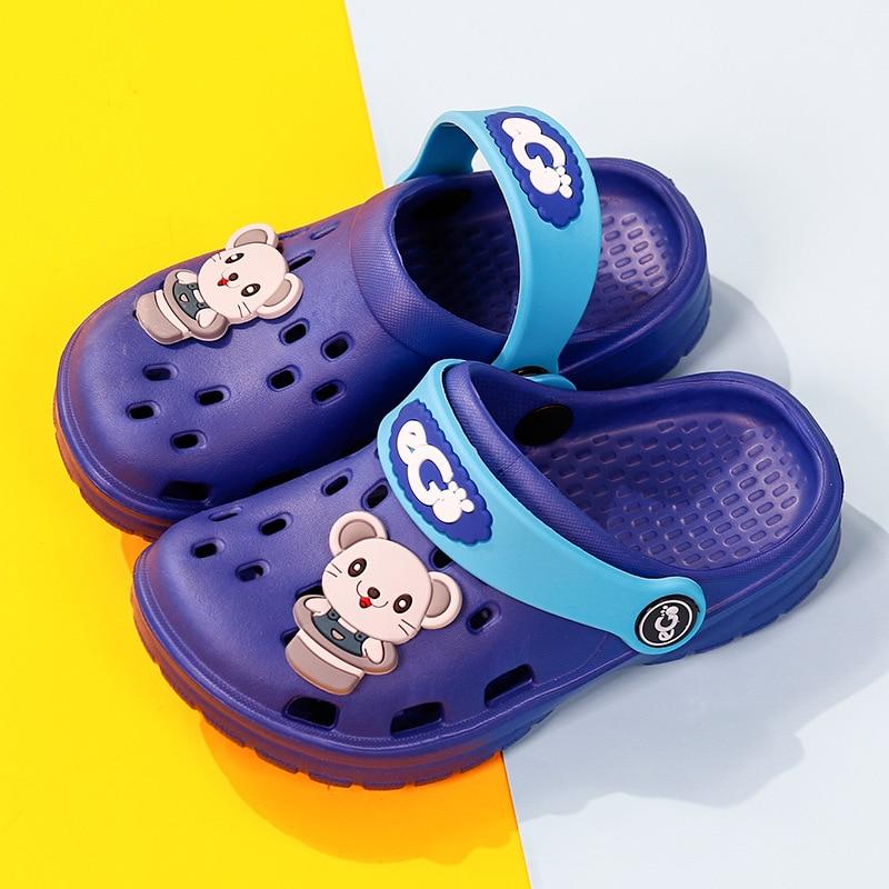 Baby Boy Clogs Girls Kids Summer Shoes