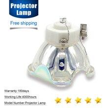 Lampada del proiettore della lampadina DT00911 per Hitachi CP X201 CP X206 CP X301 CP X306 CP X401 CP X450 CP WX401 compatibile lampada di ricambio