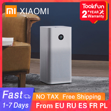 Xiaomi Mijia Luchtreiniger 2S Sterilisator Toevoeging Formaldehyde Reinigers Air Wassen Reiniging Intelligente Huishoudelijke Hepa Cleaner