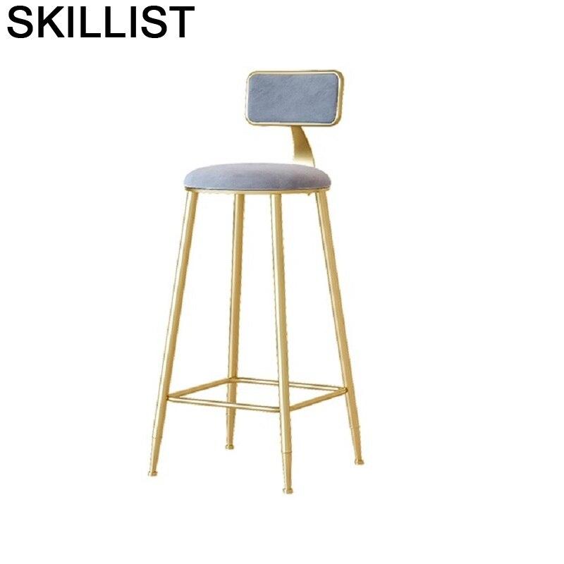 Sedia Stoel Taburete Cadir Silla Para Barra Sandalyeler Sgabello Fauteuil Tabouret De Moderne Cadeira Stool Modern Bar Chair