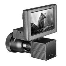 Fire Wolf Nachtzicht Hd 1080P 4.3 Inch Display Siamese Scope Video Camera 'S Infrarood Illuminator Riflescope Jacht Optische