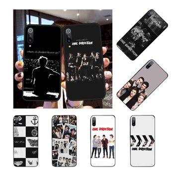 NBDRUICAI, funda de teléfono Niall Horan One Direction para Redmi Note 8 8A 7 6 6A 5 5A 4 4X 4A Go Pro Plus Prime
