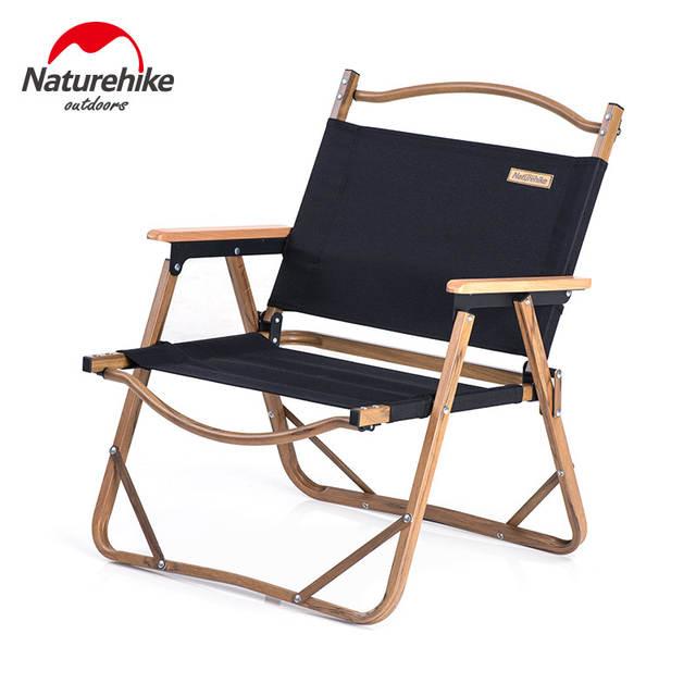 Naturehike Lightweight Aluminum Fold Up Fishing Chair Compact