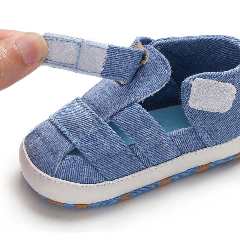 Baby Boy Girl Summer Sandals 0-18M 3