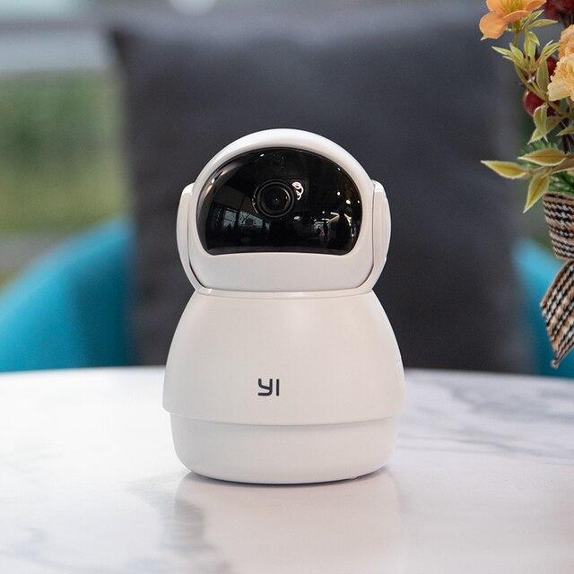 YI Dome Guard Camera 1080p Wifi Camera Human Pet AI Webcam Ip Camera Security Home Indoor Cam Pan & Tilt 360 video recorder cam 6