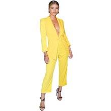 Womens Suits Set 2 Pieces Lady Suit Offi