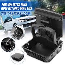 Novo console central apoio de braço traseiro copo titular bebida para vw jetta mk5 5 golf mk6 6 mkvi 1k0 862 532 c