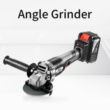 Grinding-Machine Power-Tool Angle-Grinder Polishing Cutting Electric Multifunctional