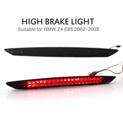 For BMW Z4 E85 03-08 Red Third High Mount Brake Stop Rear Tail Light Third Brake Light Rear Tail Lamp 63256917378