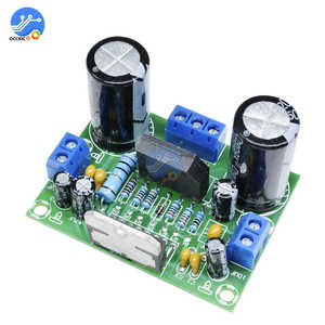 Image 3 - TDA7293 Mono Amplifier Board Digital Audio tablero amplificador AC 12 50V 100W speaker Board Module operational amplifier