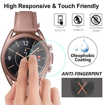 5Pcs 9H Explosion-proof TPU HD Full Cover Screen Protector Film For Samsung Galaxy watch 3 41mm Bubble Free Anti-Scratch - discount item  37% OFF Smart Electronics