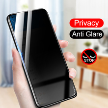 Anti Spy Screen Protector For Oppo A9 2020 A5 A31 A91 Realme X2 X50 6 5 Pro XT C1 C2 Reno 2Z 3 10X Ace Privacy Tempered Glass