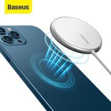 Baseus – chargeur magnétique sans fil pour iPhone 12 Pro Mini, avec câble de Type C, charge rapide