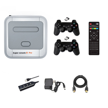 Video-Game-Player Games Dual-System Wifi S905X Mini Super-Console-X-Pro 50000 TV Output