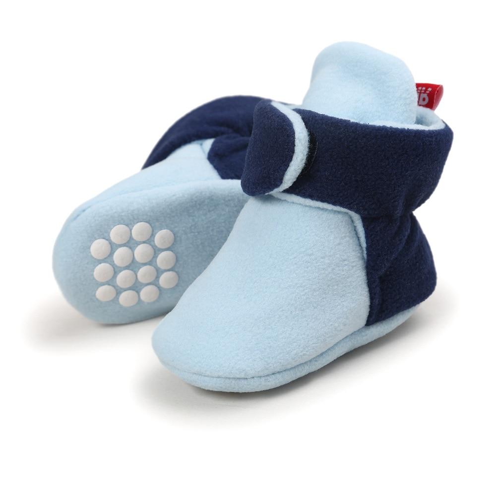 bebe recem nascido meias sapatos booties menino menina 04