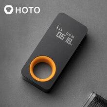 Rangefinder Tape-Measure Laser-Distance-Meter Connect Hoto Laser OLED Intelligent 30M