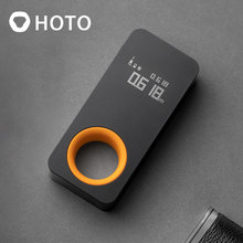 HOTO Laser Tape Measure, Smart Laser Rangefinder, Intelligent, 30M, OLED Display, Laser Distance Meter, Connect To Mobile Phone