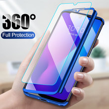цена на 360 Degree Full Cover Case For Xiaomi Redmi 4A 4X Redmi Note 5A Redmi Note 6  Redmi Note 8 Pro Redmi S2 Protection Phone Cases