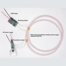 50 ~ 180mm Lange Afstand High Power Draadloze Voedingsmodule Draadloze Opladen Module XKT801 59