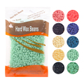 4Pack Wax beans Depilatory Hot Film Wax Pellet Removing Bikini Face Hair Legs Arm Hair Removal Bean Unisex