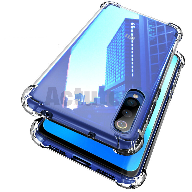 Clear <font><b>Silicone</b></font> <font><b>Shockproof</b></font> <font><b>Case</b></font> <font><b>For</b></font> <font><b>Xiaomi</b></font> <font><b>Mi</b></font> <font><b>9</b></font> 8 <font><b>SE</b></font> max2 max3 mix2S <font><b>Mi</b></font> 6X 5X <font><b>Case</b></font> Redmi Note 7 6 pro 6 6A 5plus <font><b>Soft</b></font> TPU <font><b>case</b></font> image