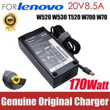Cord Charger Thinkpad Lenovo W530 Adapter Notebook Laptop-Supply Power 170W W520 20v 8.5a
