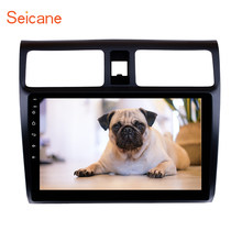 Seicane 2din Android 8.1 9 inç araba GPS navigasyon radyo Suzuki Swift 2005 2006 2007 2008 2009 2010 multimedya oyuncu(China)