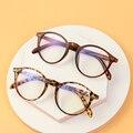 Очки с защитой от сисветильник в стиле ретро, ульсветильник круглая оправа для женщин и мужчин, оптические линзы, игровые фильтры с блокиров...