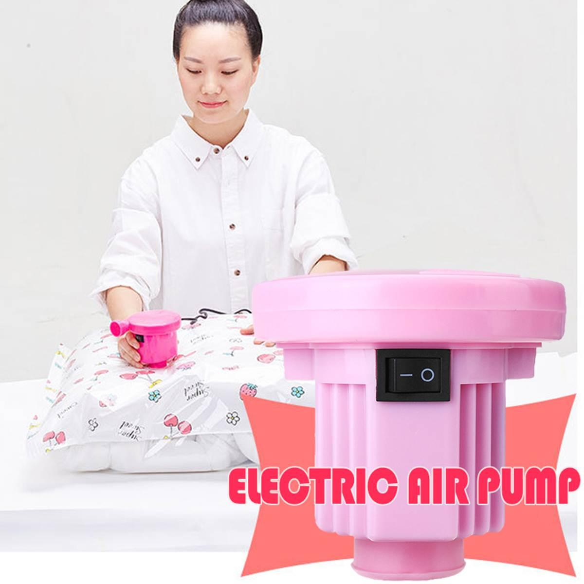 180 Вт 220 В Электрический вакуумный насос сжатый мешок для хранения воздуха экстрактор многофункциональный домашний электрический