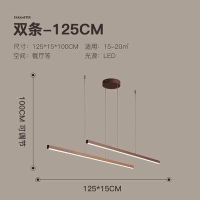 Double strip L125cm
