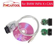 OBD2 K+ CAN INPA для bmw с переключателем FT232RL для 20PIN разъема OBD2 16 Pin Автомобильный Диагностический кабель инструмент для BMW e46 e39 e90 e60