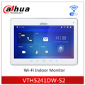 Dahua видеодомофоны VTH5241DW WiFi внутренний монитор 10