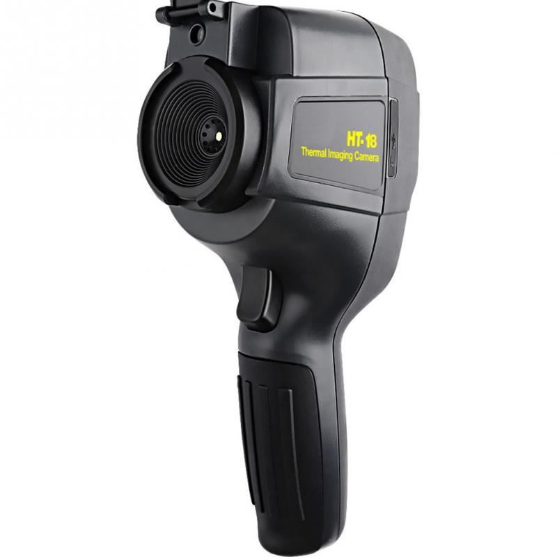 HT-18 Digital Imager Thermal Camera With Protective Cover And Infrared Imaging Sensor 4