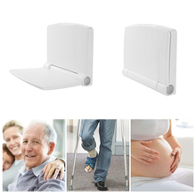 ABS сиденье для душа настенное крепление складной стул для ванной для пожилых людей