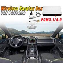 Draadloze Carplay Doos PCM3.1/4.0 Android Auto Panamera 982 718 991 911 2010 2018 Voor Porsche Cayenne Macan apple Carplay