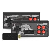 Console per videogiochi Y2S HD PLUS 4K integrata nel 1700 giochi classici Mini Console retrò Controller Wireless lettori doppi HD