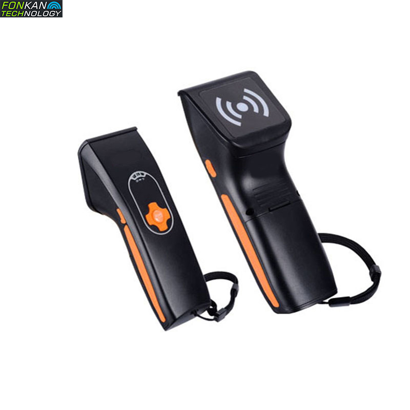 FONKAN Portable Scanning Tag UHF RFID Bluetooth reader ISO 18000 6C 2 3M Handheld Bluetooth Reader JAVA ,C++ microchip scanner|Считыватели контрольных карт|   | АлиЭкспресс