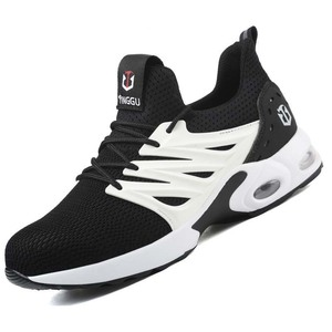 Image 3 - Dropshipping Onverwoestbaar Ryder Schoenen Mannen En Vrouwen Stalen Kop Ademend Veiligheid Laarzen Anti Lek Sneakers Ademende Schoenen