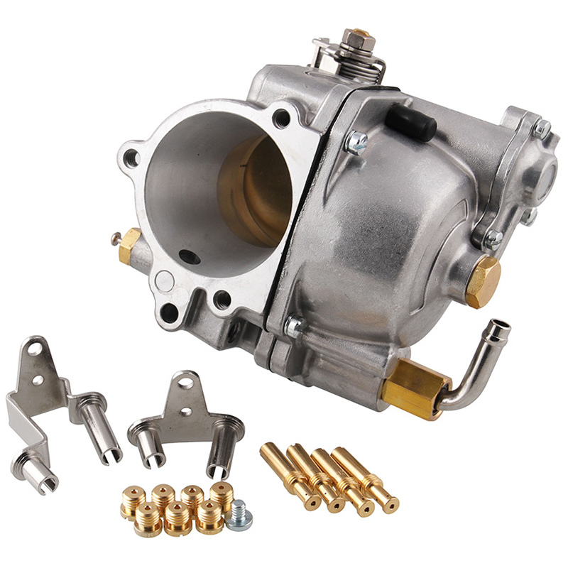 Carburetor Kit Replace for Super <font><b>E</b></font> Shorty Big Twin Sportster Carb 11-0420 <font><b>Motorcycle</b></font> Accessories image