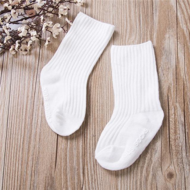 Newborn Soft Ankle Sock 4